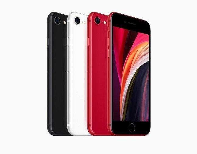 애플 보급형 스마트폰 '아이폰SE'.ⓒ애플