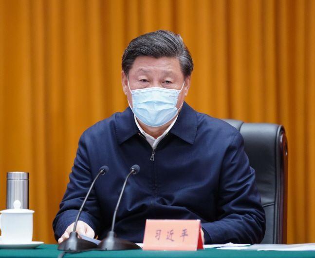 시진핑 중국 국가주석.ⓒ뉴시스