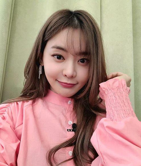 서유리 SNS 캡처.