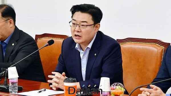 김성원 미래통합당 신임 원내수석부대표(자료사진). ⓒ데일리안 박항구 기자