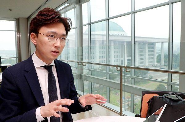백경훈 청사진 대표(전 미래통합당 선대위 대변인). ⓒ데일리안 박항구 기자