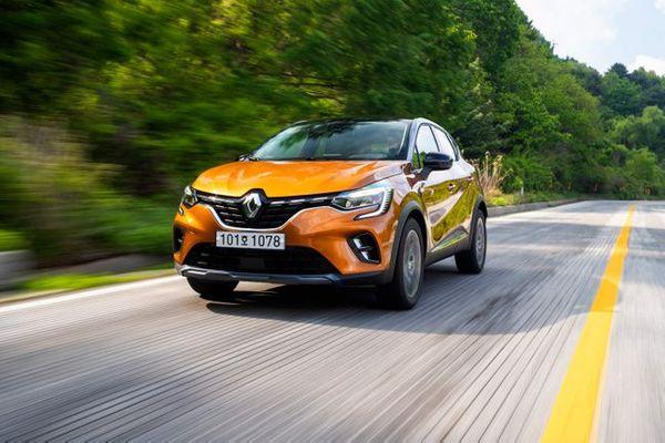 르노 캡처(Renault CAPTUR)ⓒ르노삼성자동차