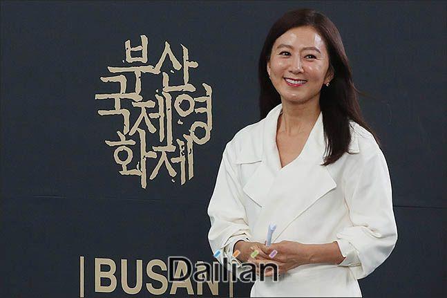 2019년 10월 5일 오후 부산 해운대구 영화의 전당에서 열린 영화