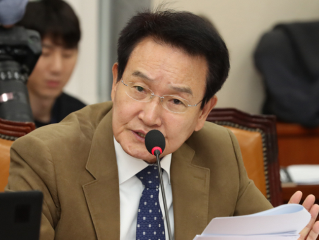 민주당 변재일 의원이 21대 국회 전반기 국회부의장 경선 불출마를 선언했다. ⓒ뉴시스