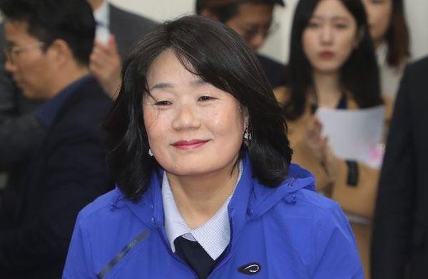 윤미향 더불어민주당 당선인. ⓒ데일리안 박항구 기자