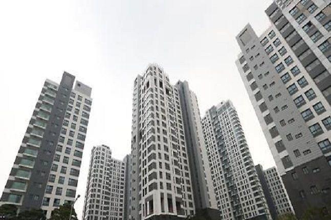 서울의 한 새 아파트 단지 모습. ⓒ데일리안DB