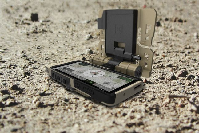 삼성전자 미군용 스마트폰 '갤럭시S20 택티컬 에디션(TE)'.ⓒ삼성전자