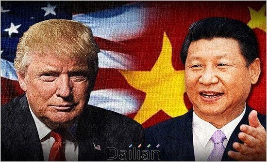 도널드 트럼프 미국 대통령과 시진핑 중국 국가주석 ⓒ데일리안