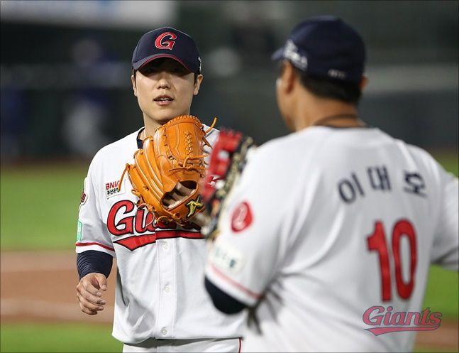 박진형 ⓒ 롯데 자이언츠