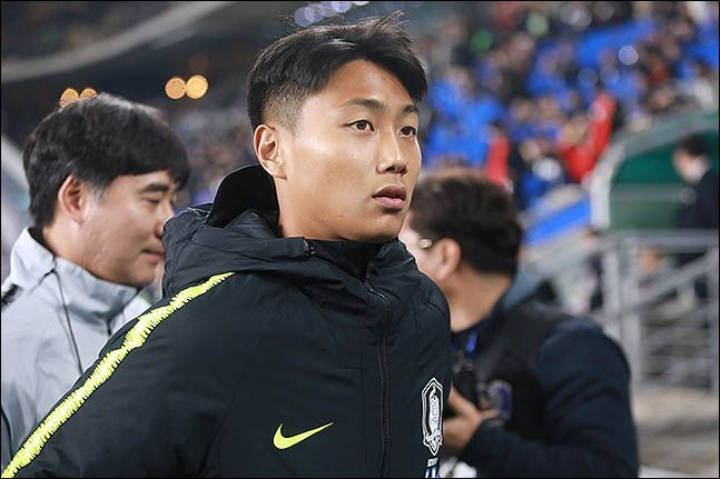 시즌 첫 도움을 기록한 백승호.(자료사진) ⓒ 데일리안 류영주 기자