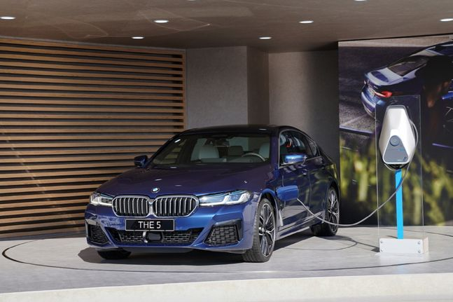 BMW 뉴 530eⓒBMW 코리아