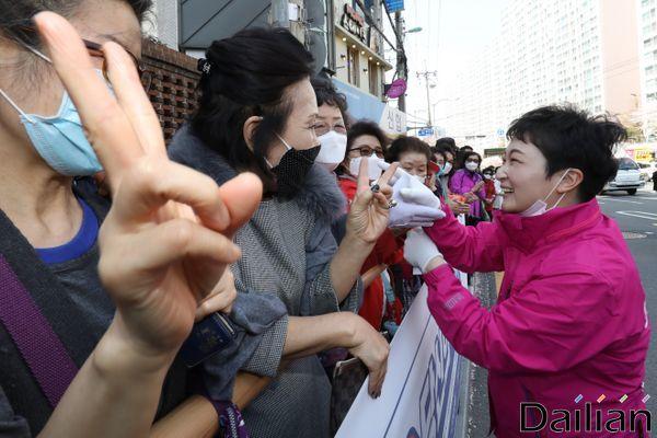 이언주 미래통합당 의원(자료사진) ⓒ데일리안 류영주 기자