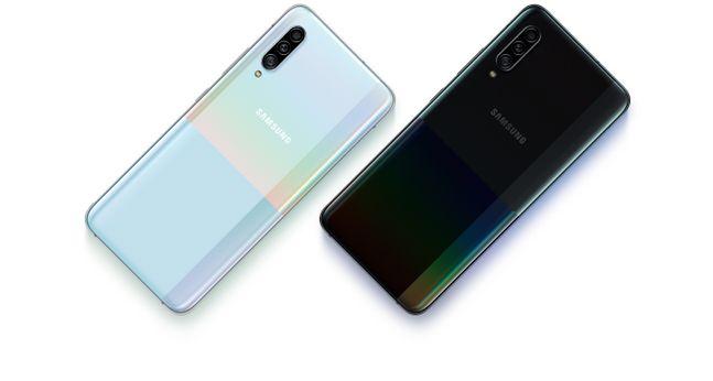 삼성전자 5G 스마트폰 '갤럭시A90'.ⓒ삼성전자