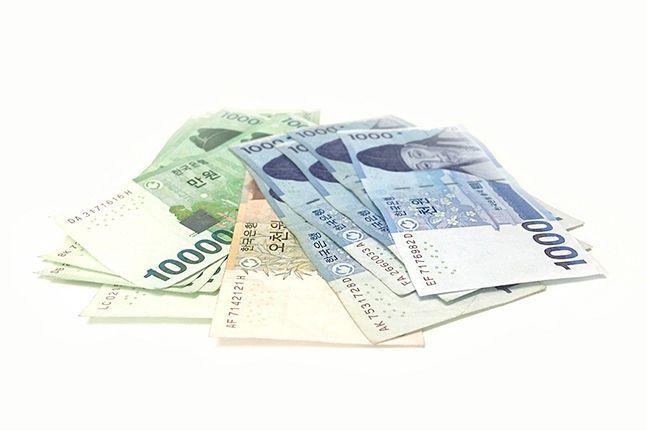 우리나라의 1인당 국민소득이 4년 만에 감소한 것으로 나타났다.ⓒ픽사베이