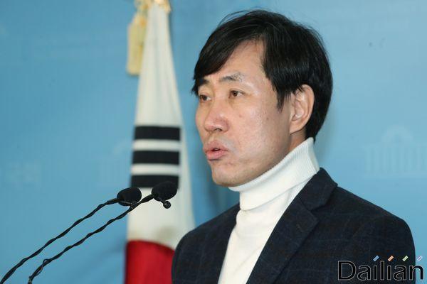 하태경 미래통합당 의원(자료사진) ⓒ데일리안 박항구 기자