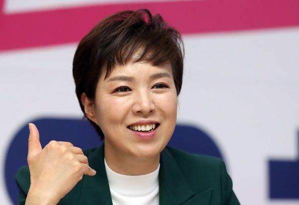 김은혜 미래통합당 대변인 (자료사진) ⓒ뉴시스