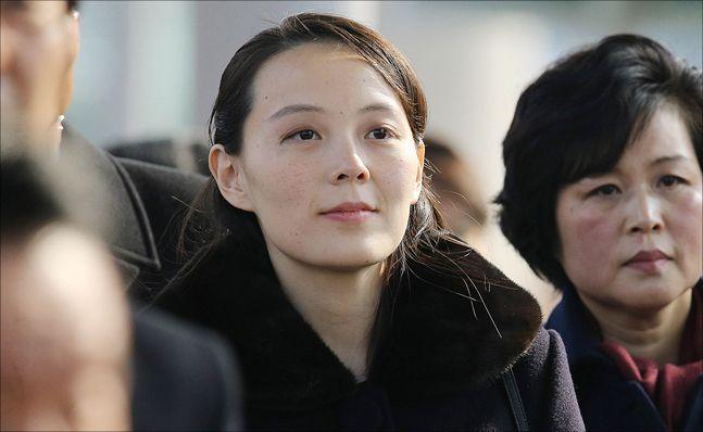 김여정 북한 노동당 제1부부장. (자료사진) ⓒ데일리안