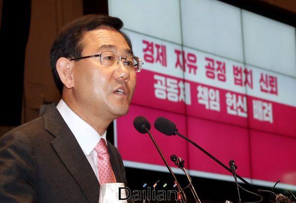 주호영 미래통합당 원내대표 (자료사진) ⓒ데일리안 박항구 기자