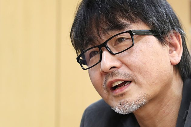 임정혁 한국소극장협회 이사장. ⓒ 데일리안 류영주 기자