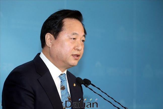 김두관 더불어민주당 의원(자료사진) ⓒ데일리안 박항구 기자
