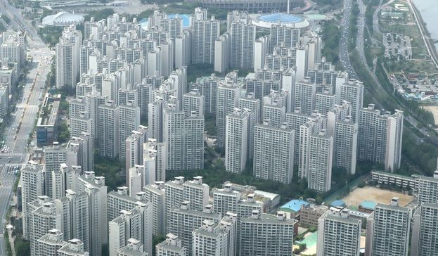 수도권의 한 아파트 단지 모습.ⓒ뉴시스