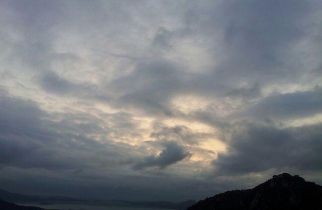 구름 낀 하늘 ⓒ연합뉴스