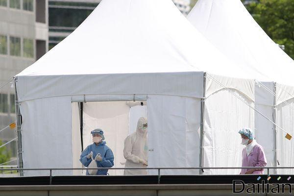 수도권에 집중된 신종 코로나바이러스 감염증(코로나19) 집단발병 여파가 지속하고 있다.(자료사진)ⓒ데일리안 류영주 기자