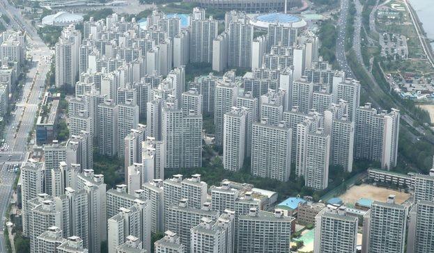 서울의 한 아파트 단지 모습.ⓒ뉴시스