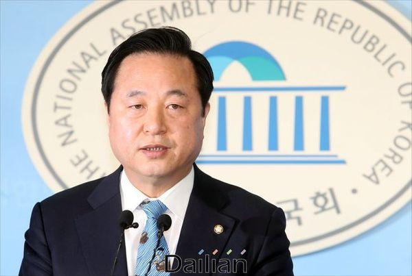 김두관 더불어민주당 의원ⓒ데일리안 박항구 기자