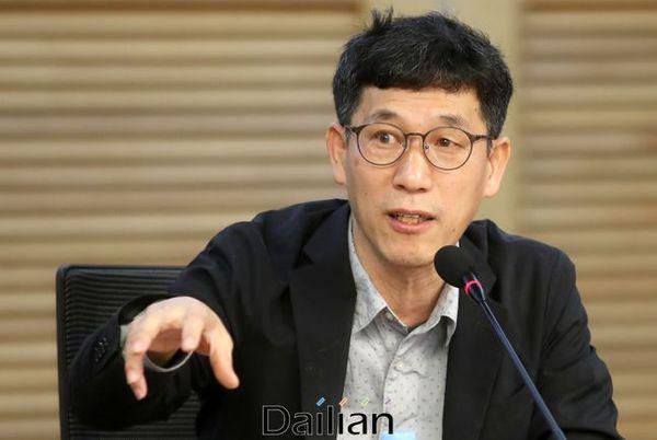 진중권 전 동양대 명예교수(자료사진) ⓒ데일리안 박항구 기자