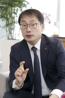구현모 KT 대표이사 사장.ⓒKT