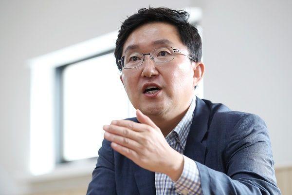 김용태 전 미래통합당 의원 인터뷰. ⓒ데일리안 류영주 기자