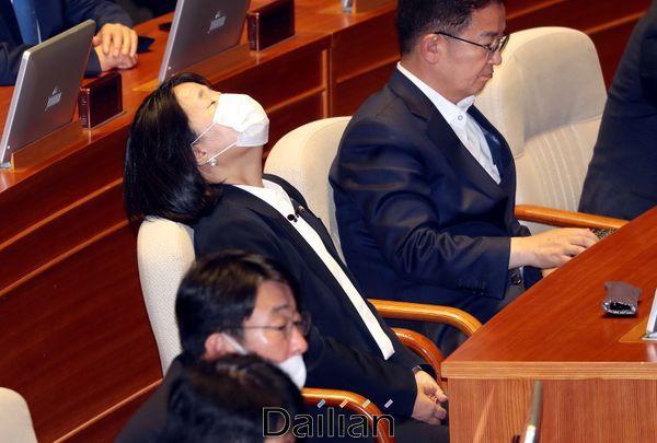 윤미향 더불어민주당 의원(자료사진) ⓒ데일리안 박항구 기자