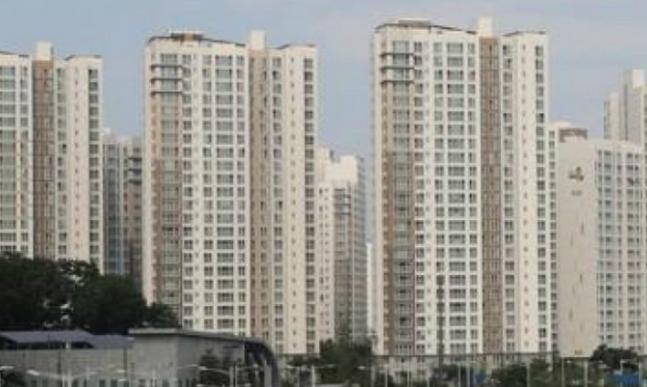 김포 한강신도시 아파트 단지ⓒ연합뉴스