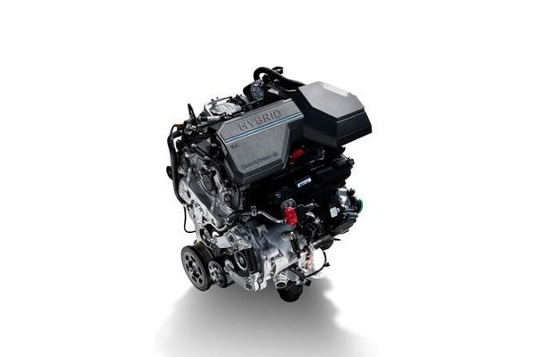 4세대 쏘렌토에 장착되는 가솔린 터보 하이브리드 엔진. ⓒ기아차동차