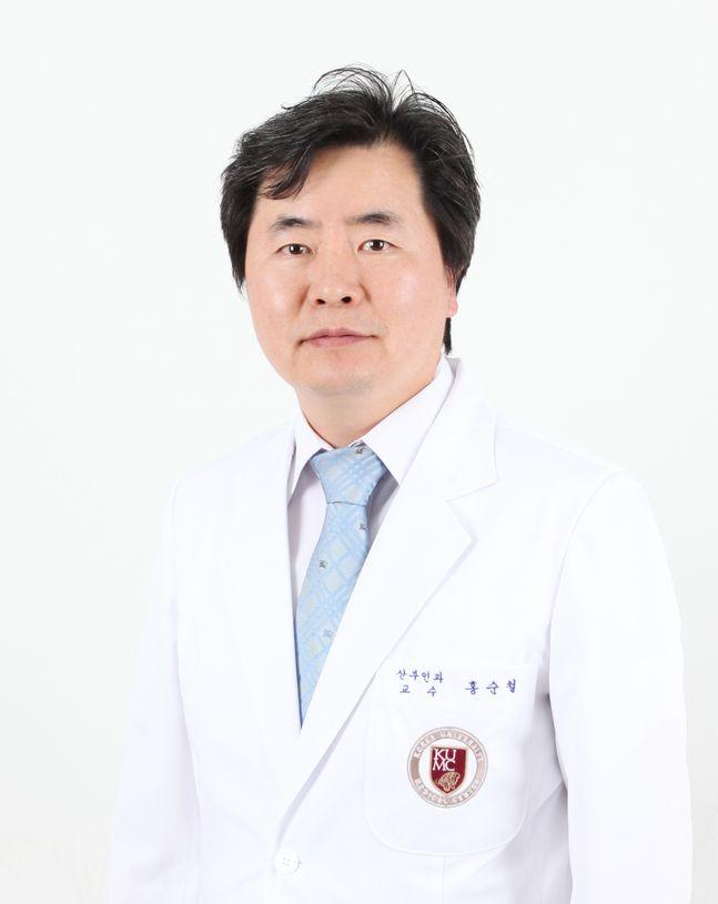 홍순철 고려대 안암병원 산부인과 교수. ⓒ고려대 안암병원