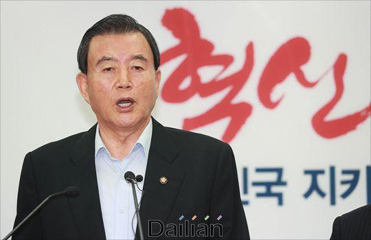 홍문표 미래통합당 의원(자료사진). ⓒ데일리안 홍금표 기자