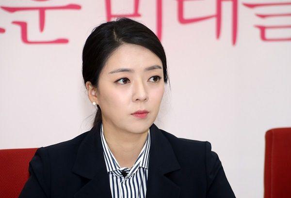배현진 미래통합당 원내대변인. ⓒ데일리안 박항구 기자