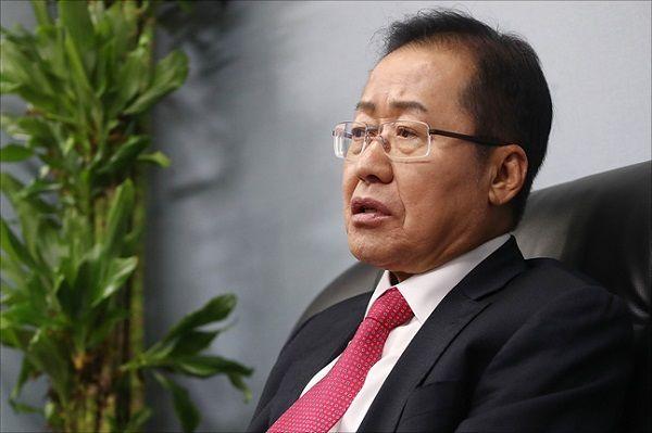 홍준표 무소속 의원(자료사진) ⓒ데일리안