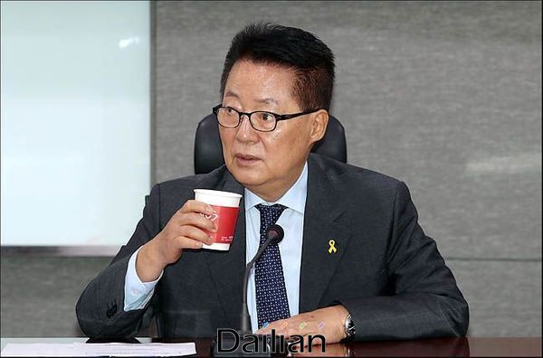 문재인 정부 국정원장에 내정된 박지원 전 민생당 의원. ⓒ데일리안 박항구 기자