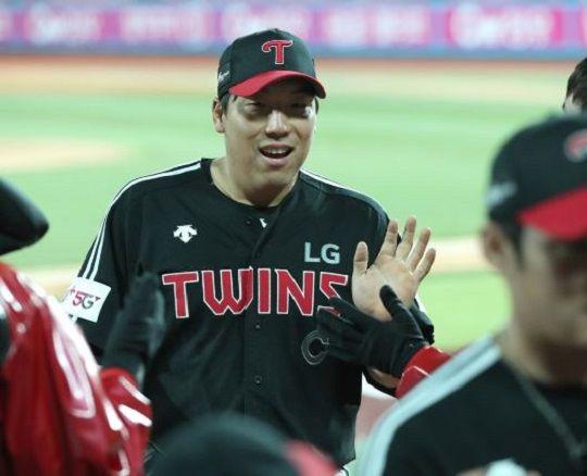 리그 외야수 수비 이닝 2위에 이름을 올리고 있는 LG 김현수 ⓒ LG 트윈스