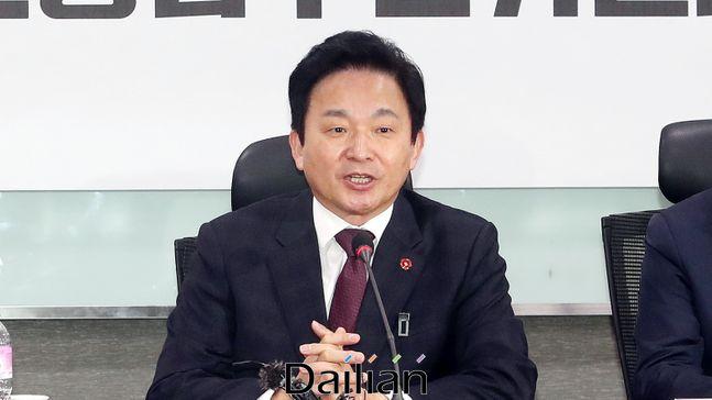 원희룡 제주도지사(자료사진). ⓒ데일리안 박항구 기자