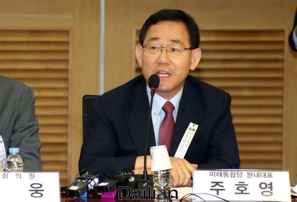 주호영 미래통합당 원내대표(자료사진). ⓒ데일리안 박항구 기자