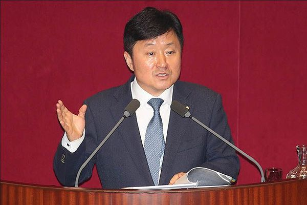 최인호 더불어민주당 의원. ⓒ데일리안 류영주 기자