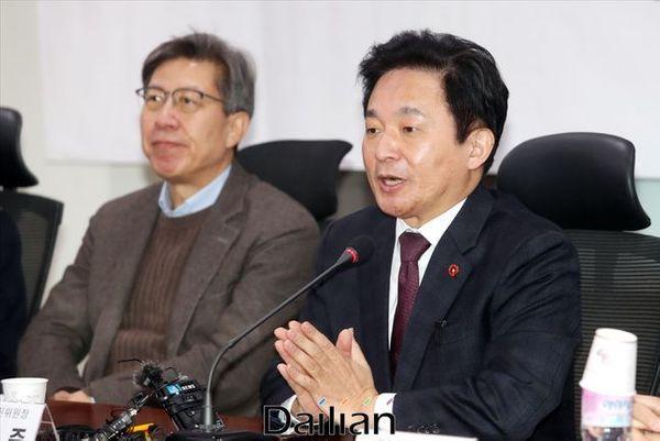 미래통합당 소속 원희룡 제주지사(자료사진) ⓒ데일리안 박항구 기자
