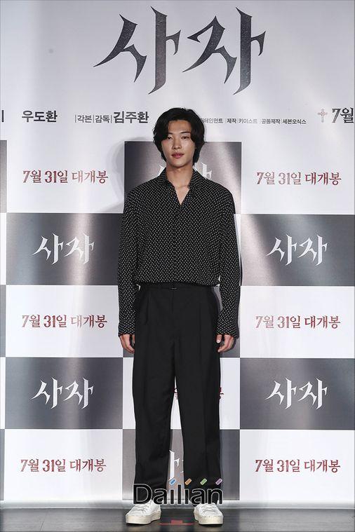 우도환ⓒ데일리안 홍금표 기자
