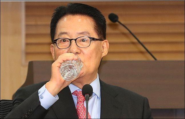 박지원 국가정보원장 후보자(자료사진) ⓒ데일리안 박항구 기자