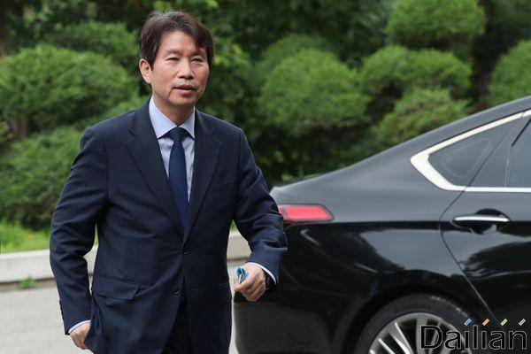 이인영 통일부 장관 후보자(자료사진) ⓒ데일리안 류영주 기자