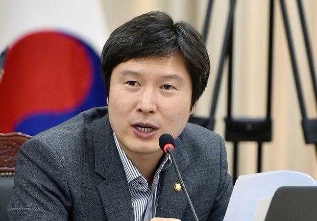 김해영 민주당 최고위원이 박원순 시장의 사망과 관련해 민주당 지도부 인사 중 처음으로 공식 사의를 표명했다.(자료사진) ⓒ뉴시스