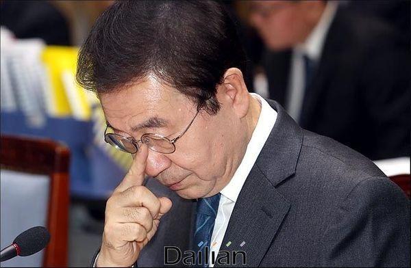 박원순 전 서울특별시장(자료사진). ⓒ데일리안 박항구 기자